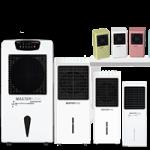 Range of evaporative coolers