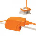 mini orange pump