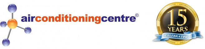 UK's Premier Importer & Distributor of Air Conditioning Systems Logo